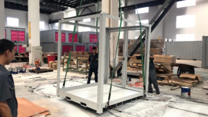 RJKM Product Development of Storacube Container